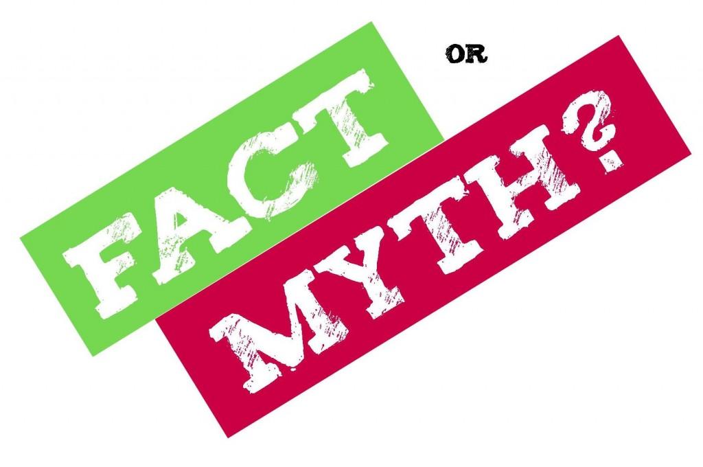 Myths Fact